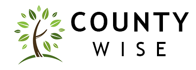 CountyWise Logo with Tree